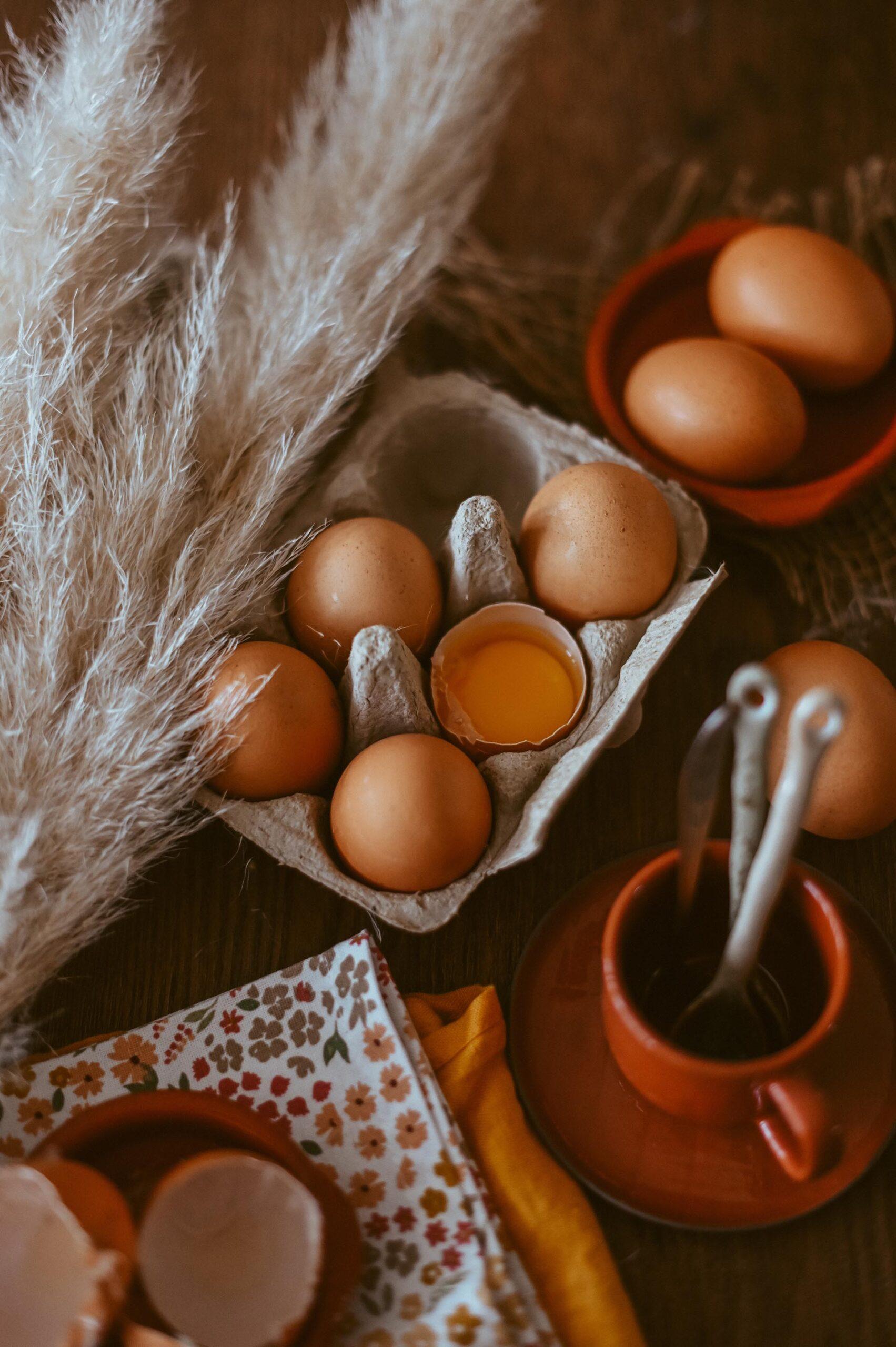 Gaelle Marcel - Oeufs cuisine from Unsplash
